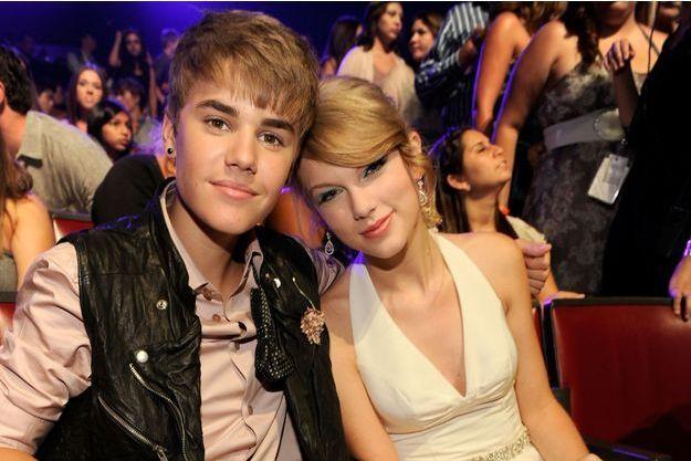 Justin Bieber et Taylor Swift aux Teen Choice Awards 2011