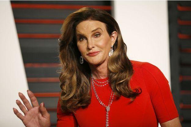 Caitlyn Jenner à la soirée des Oscars en février dernier.