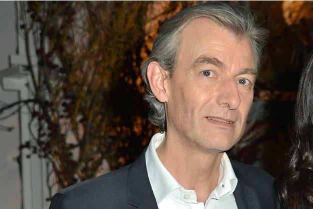 Gilles Verdez.
