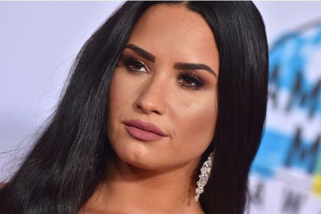 Demi Lovato aux American Music Awards le 19 novembre 2017