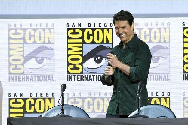 Tom Cruise au Comic-Con 2019