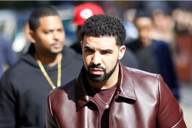 Drake en 2017.