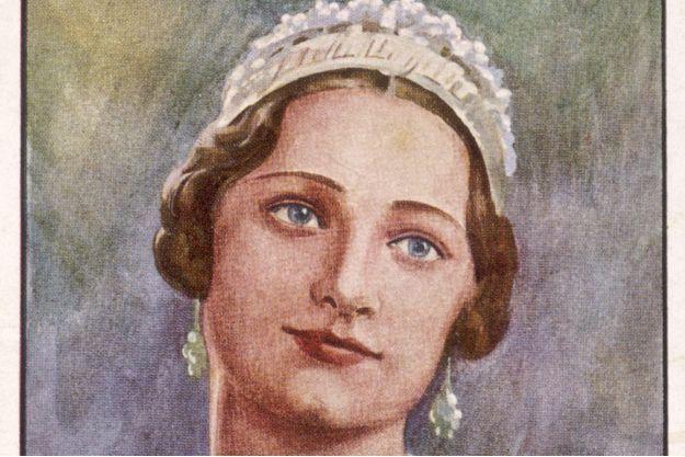 La reine des Belges Astrid, née princesse de Suède