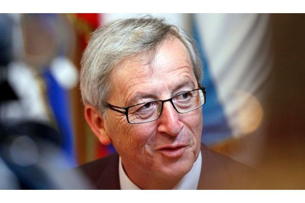 Le Premier ministre luxembourgeois Jean-Claude Juncker