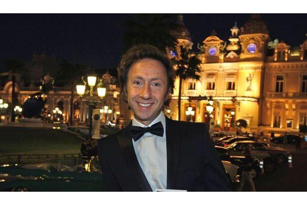 Stéphane Bern, Français par son père et Luxembourgeois par sa mère, commentera ce week-end le mariage princier du Grand-Duché.