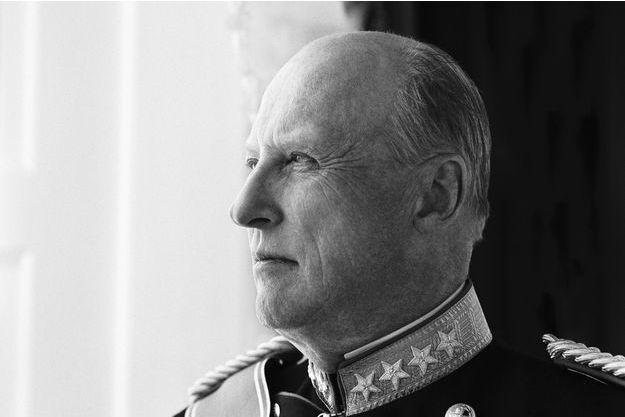 Le roi Harald V de Norvège