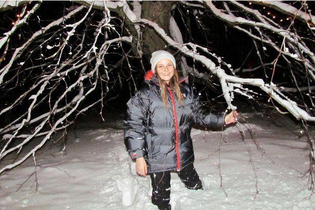 L'une des photos de la princesse Ingrid Alexandra de Norvège pour ses 14 ans, le 21 janvier 2018