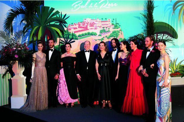 Charlotte Casiraghi s'est mariée avec le producteur de cinéma Dimitri Rassam — Monaco