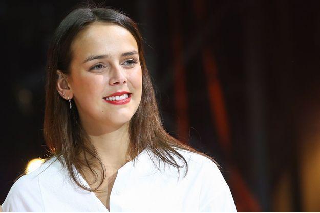 Pauline Ducruet à Monaco le 31 janvier 2016