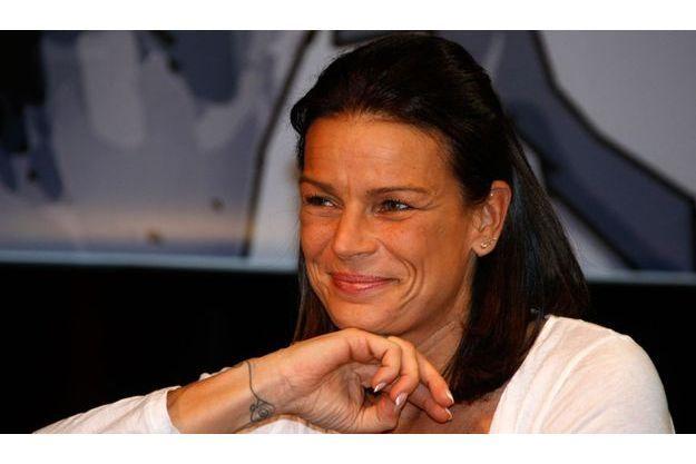 """La Princesse Stéphanie de Monaco, présidente de """"Fight Aids Monaco"""""""