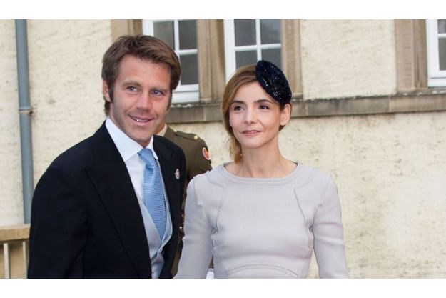 """Emmanuel-Philibert de Savoie a défendu sa compagne : """"Clotilde est une personne extrêmement gentille""""."""