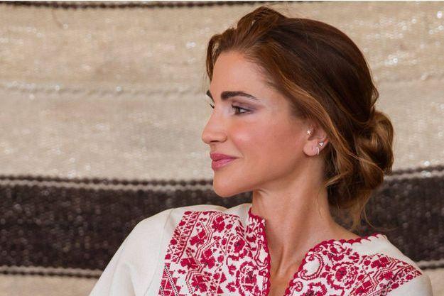 La reine Rania de Jordanie, le 29 août 2019
