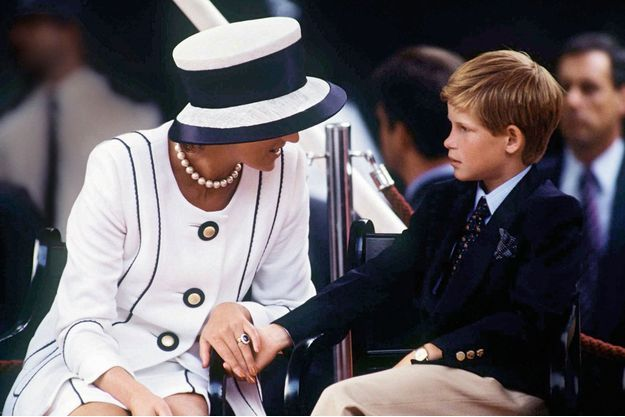 Harry et Diana