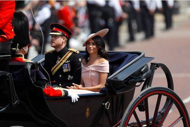 Le prince Harry et Meghan Markle effectueront leur première tournée officielle à l'automne.