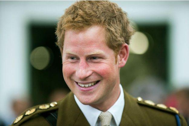 Le prince Harry le 2 août dernier.