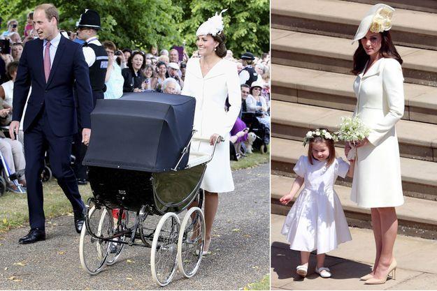 Kate Middleton Aurait En Fait Arboré Une Nouvelle Robe Au