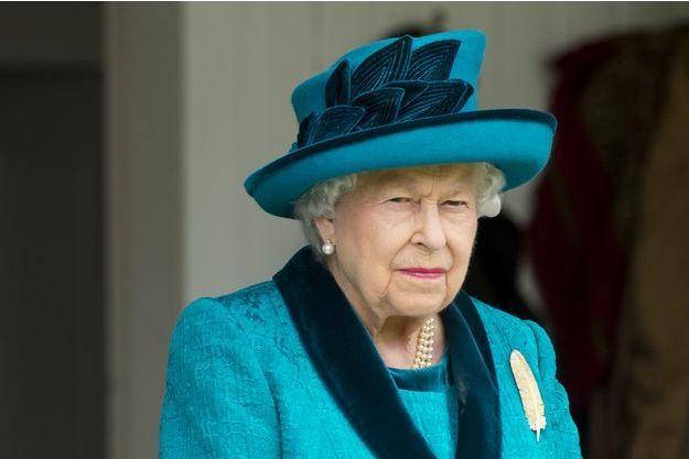 La reine Elizabeth II en Ecosse, le 1er septembre 2018