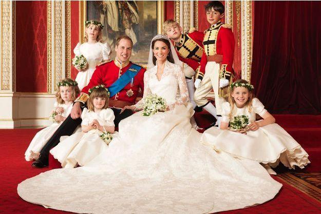 Royal Style La Robe De Mariée Hm Inspirée De Celle De