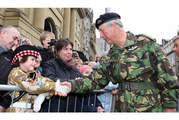 Rencontres soldats au Royaume-Uni