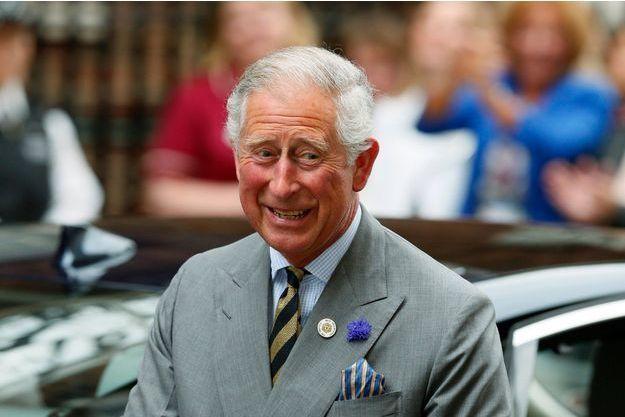 Le prince Charles, en juillet.