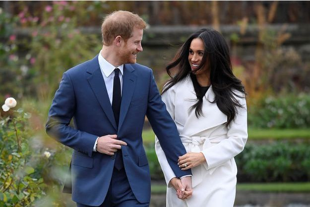 Harry et Meghan vont se marier le 19 mai prochain.