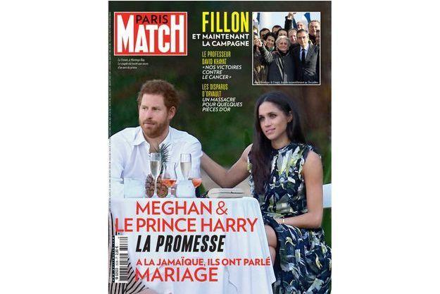 Le 3 mars, à Mantego Bay. Le couple est invité aux noces d'un ami du prince.