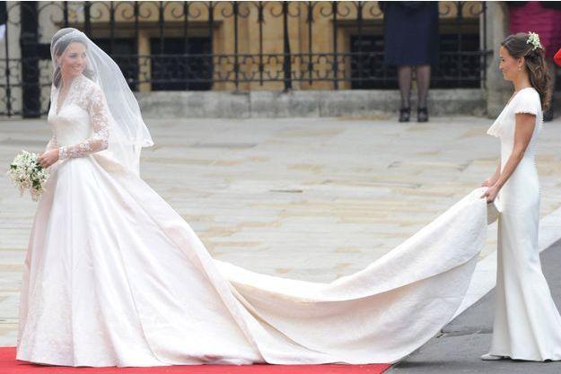Le jour où Pippa Middleton a fait tourner