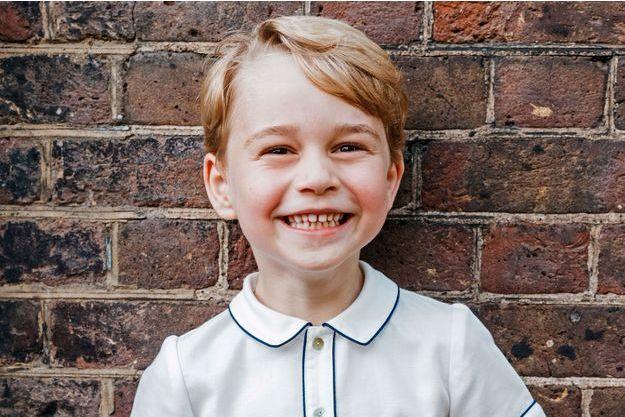 Le prince George fête ce dimanche ses 5 ans.
