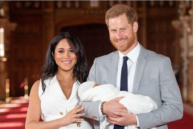Bebe Harry Et Megane