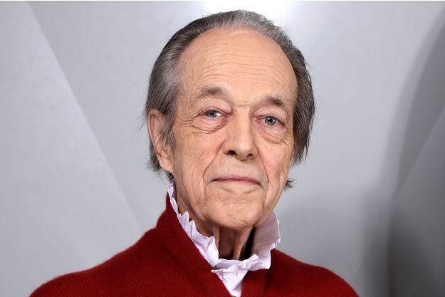 Henri d'Orléans, comte de Paris, le 14 décembre 2016