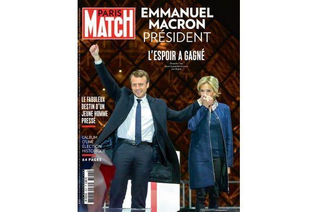 Paris Match 3547