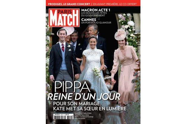Le mariage de Pippa Paris Match n°3549