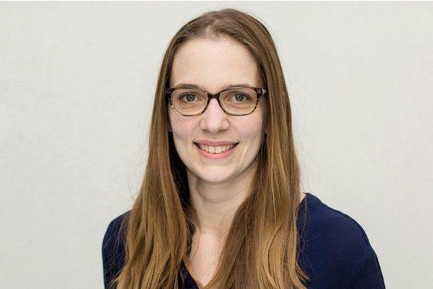 Anne-Sophie Trcera, juriste à la FNAUT, Fédération nationale des associations d'usagers des transports.