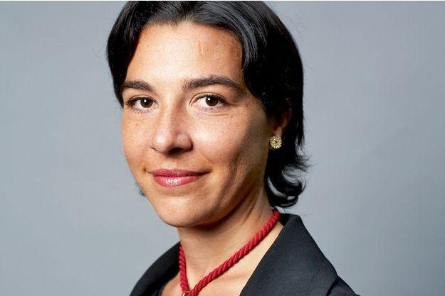 Elodie Frémont répond aux questions de Paris Match.