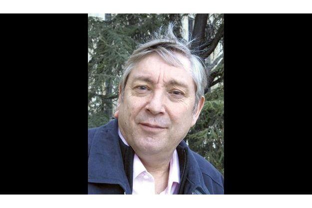 Michel Mouillart, professeur d'économie