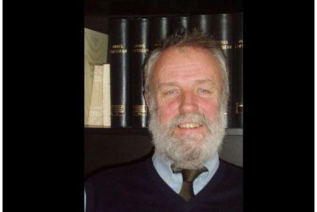 Francis Tissot, avocat à la cour