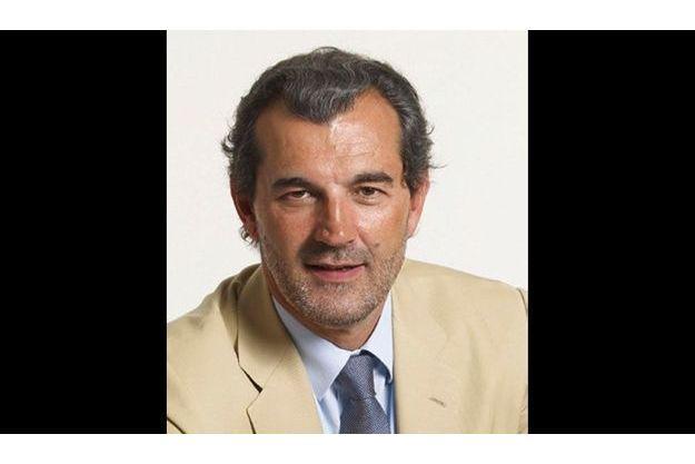 Laurent Vimont, président du réseau d'agences immobilières Century 21.