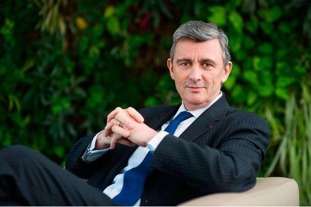 Philippe Arraou, président du Conseil supérieur de l'ordre des experts-comptables.