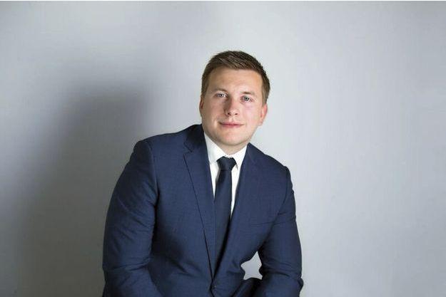 Matthieu Bultel, avocat au barreau de Paris.