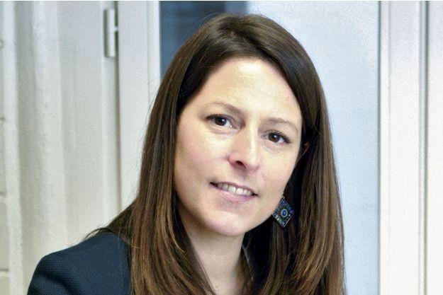 Marie-Camille Eck, Avocate au barreau de Paris.