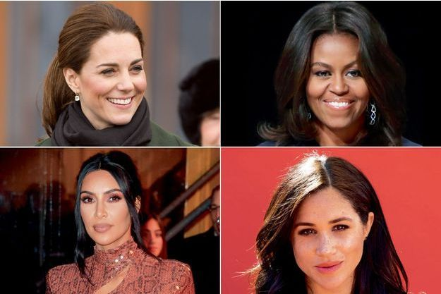 Kate Middleton, Michelle Obama, Kim Kardashian, Meghan Markle : toutes les quatre fans de Biotulin.