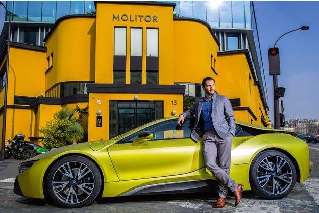 Samir Boitard a essayé la BMW 18.