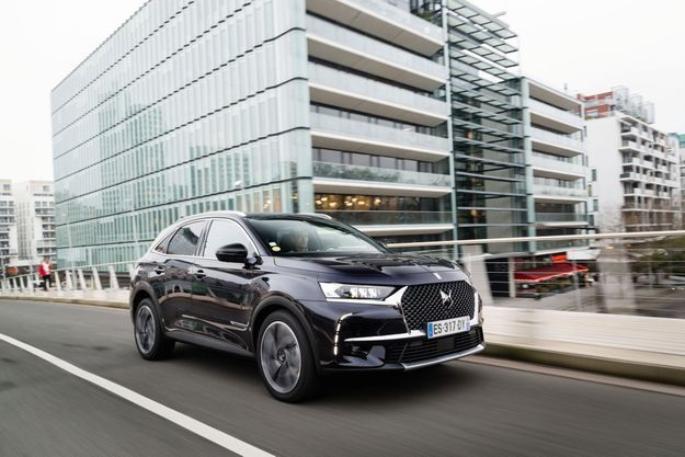 DS Crossback