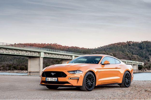 La Mustang 2018 : nouvelle génération nouveau challenge