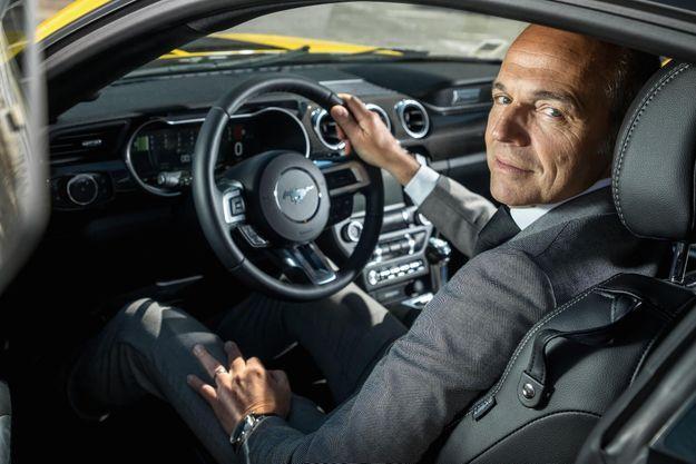 Interview de Louis-Carl Vignon, président de Ford France