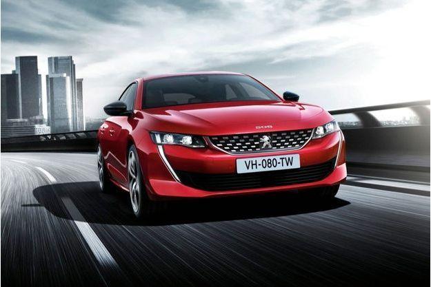 L'automobile de l'année: Peugeot 508