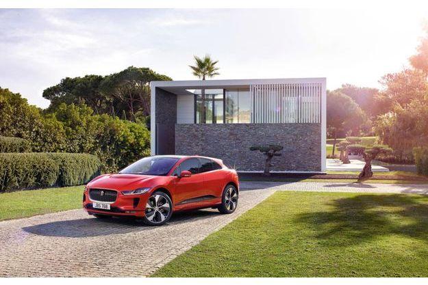 La Jaguar I-Pace désignée voiture de l'année.