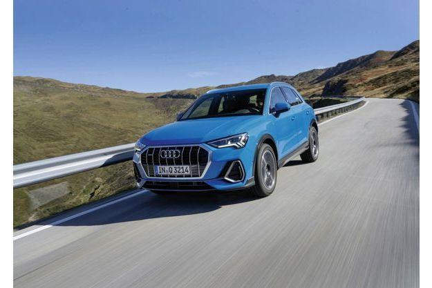 L'Audi Q3