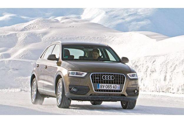 Audi Q3 & Jean Sulpice