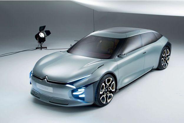 La Citroën CXperience concept